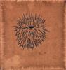 Poisson Lune, 2016, broux de noix feutre et stylo bille sur papier Velin, 21x21 cm