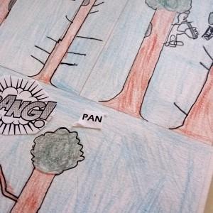 Réalisation d'un livre illustré, Ecole du Petit Prince, 2016-2017